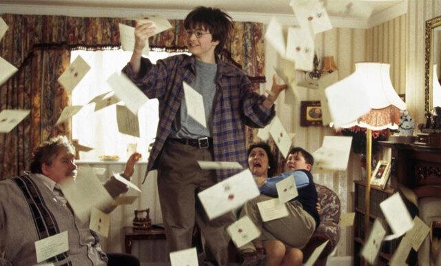 Nu kan du köpa Harry Potters antagningsbrev från Hogwarts