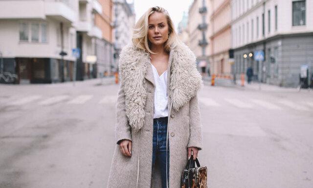 """Moderedaktören Joanna Fingal om sin stil: """"En snygg väska eller ett par örhängen kan göra hela skillnaden"""""""