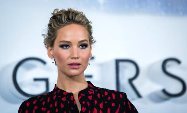 Jennifer Lawrence pratar om underkläder – och vi relaterar SÅ mycket