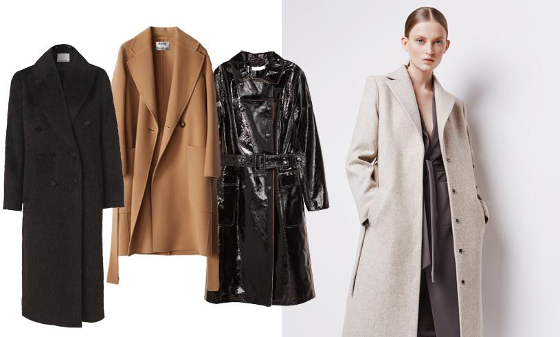 Klassiska kappor- modechefen Pamela ger oss sina 15 favoriter