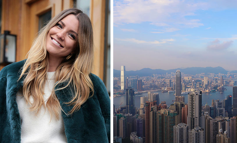 Reseguide: Linn Herbertssons ultimata Hong Kong-tips