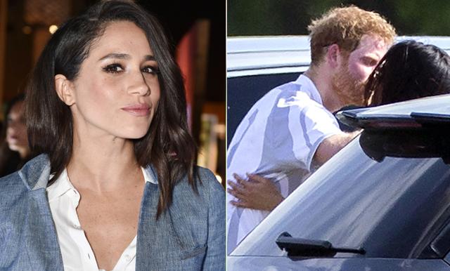 Meghan Markle öppnar upp om kärleken till prins Harry (och vi smälter)!