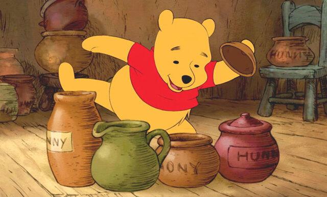 Nalle Puh är egentligen en tjejbjörn (say what?!) och den verkliga historien bakom är SÅ gullig