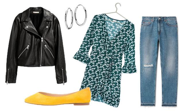 Så stylar du omlottklänningen i höst – 3 stilsäkra looks