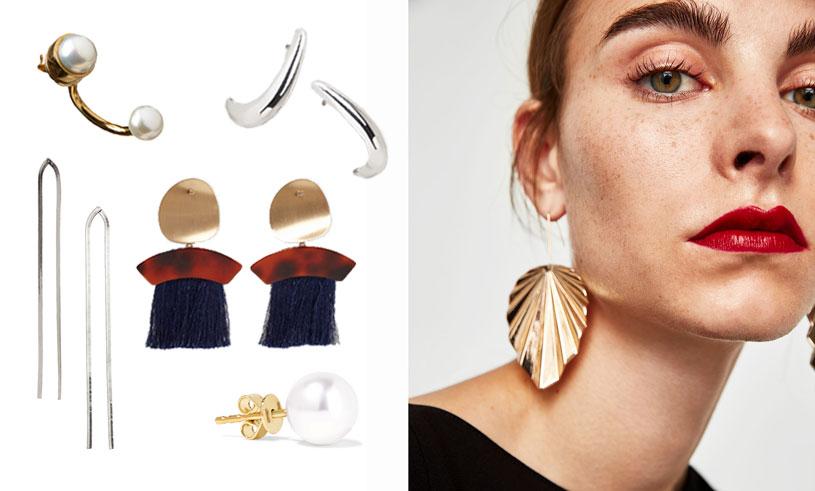 Höstens finaste örhängen – 16 örhängen vi vill bära nu