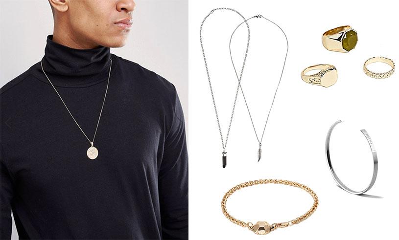 12 snygga och prisvärda smycken för män i butik just nu