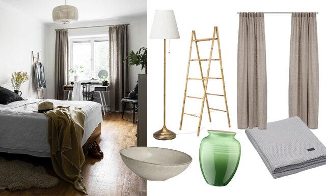 12 stilsäkra tips! Sno stilen från en av Stockholms mysigaste lägenheter