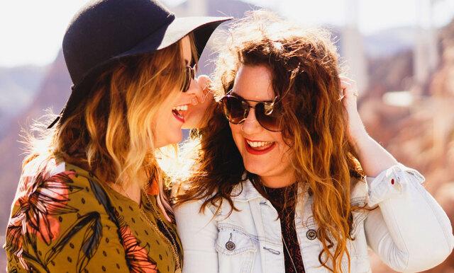 18 anledningar till varför din syster är världens bästa vän