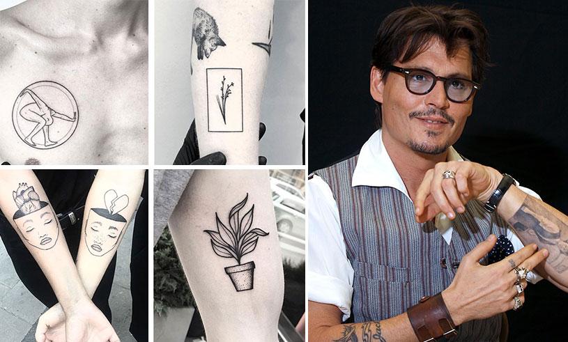 Tatueringstrender 2017