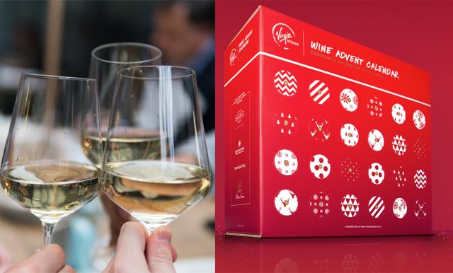 Nu kan du räkna ner till julafton med några av världens bästa viner