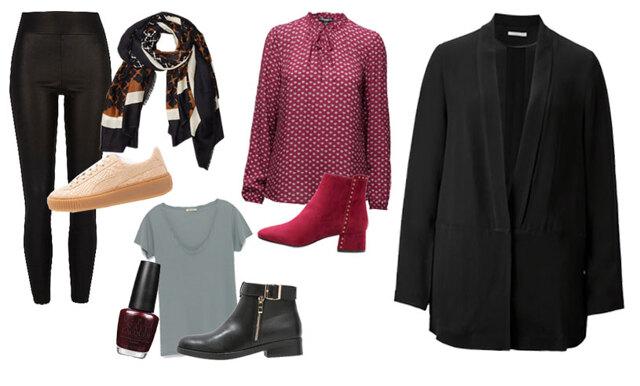 Så matchar du din svarta kavaj på jobbet – 3 stilsäkra outfits