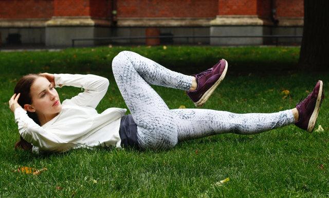 Bättre hållning och mer vältränad kropp med 5 effektiva coreövningar