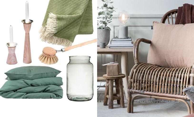 Skapa ett hållbart hem – 14 miljömedvetna och stilrena detaljer