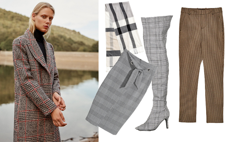 Rutigt är hetaste trenden just nu – 14 rutiga plagg som lyfter garderoben