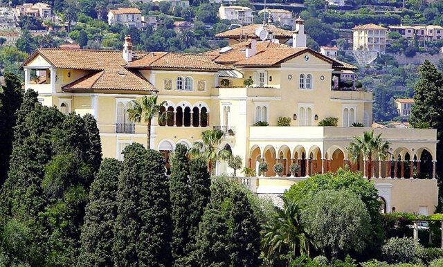 Världens dyraste villa (på 1600 kvadratmeter!) är till salu på franska rivieran