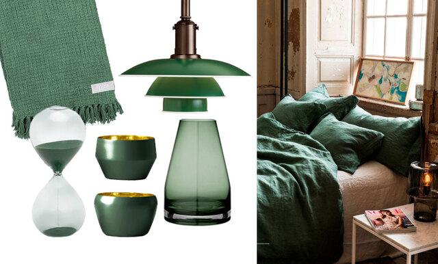 Grönt är skönt – 13 favoritköp vi inte kan få nog av