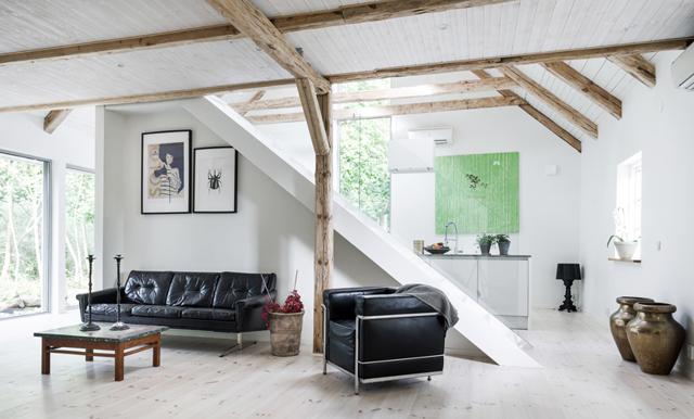 Etta i Stockholm - eller en drömmig villa med lummig trädgård i Helsingborg?