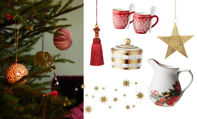 Indiskas nya kollektion skapar den där hemtrevliga och varma julkänslan som vi älskar