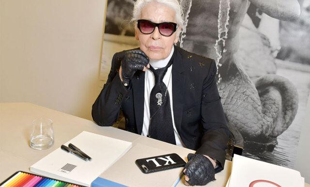 """Karl Lagerfeld om hemligheten bakom hans framgång: """"Jag har inga problem med mig själv"""""""