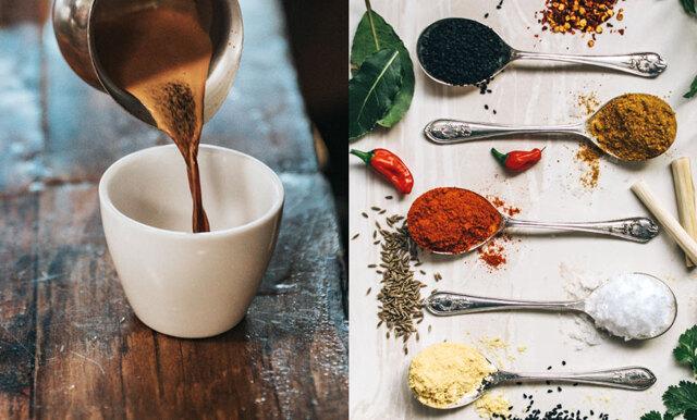 4 enkla (och ljuvliga) kryddblandningar som tar ditt morgonkaffe till en helt ny nivå
