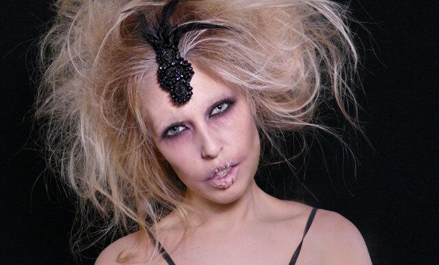 """Make Up by Lina om Halloween: """"Jag gillar de looker som förvränger och ger illusioner"""""""