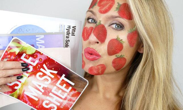 Makeup by Linas guide till sheet masks – här är produkterna du ska satsa på!