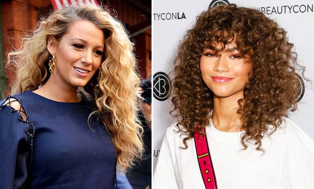 9 bevis på att lockigt hår à la 80-tal är höstens finaste frisyr 2018