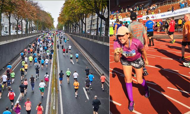 7 livsförändrande saker jag lärde mig - av mitt livs första maraton