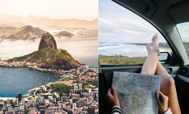 The New York Times söker en person som vill resa världen över - ett helt år