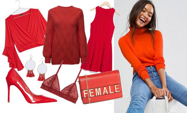 Vinterns 23 snyggaste plagg i rött – vi listar de bästa köpen under 500 kronor