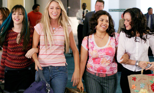 """Det kan bli en tredje film om """"Systrar i jeans"""" – hur peppade är vi inte?"""