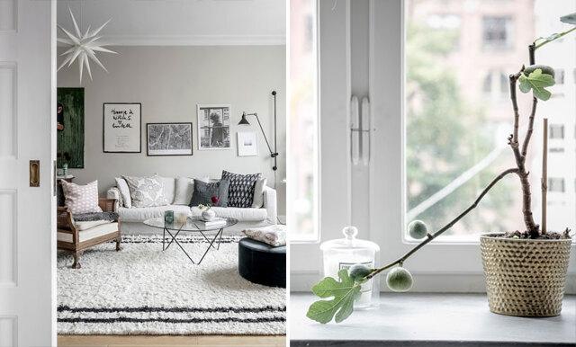 """""""Tant Johanna"""" säljer sin underbara 20-tals lägenhet – kika in i lägenheten här!"""