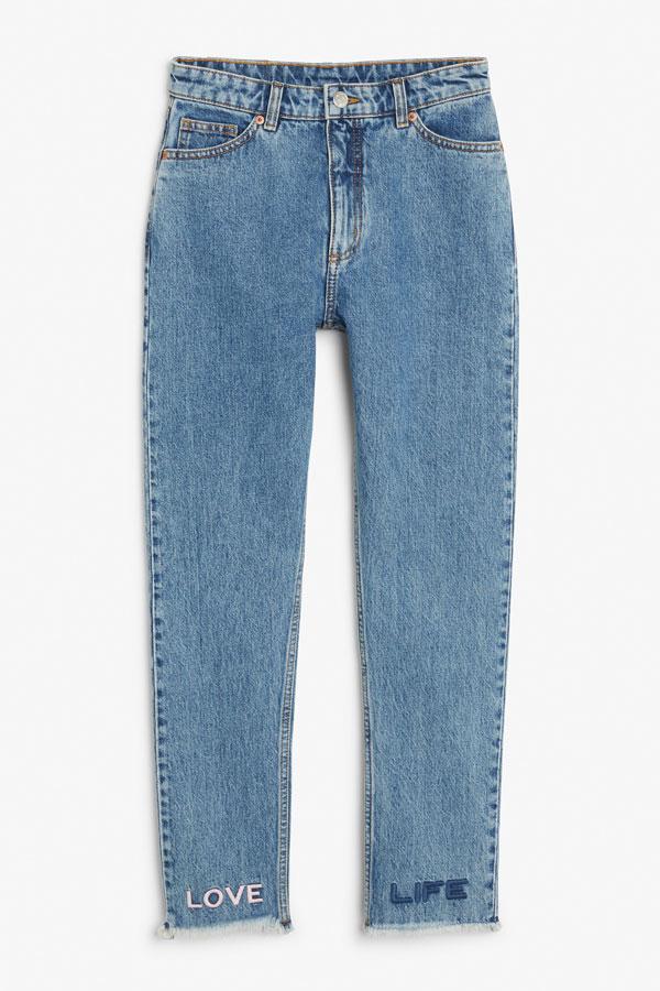 91549aee204f Världens snyggaste plagg! 20 blåa jeans vi helst bär dygnet runt i ...