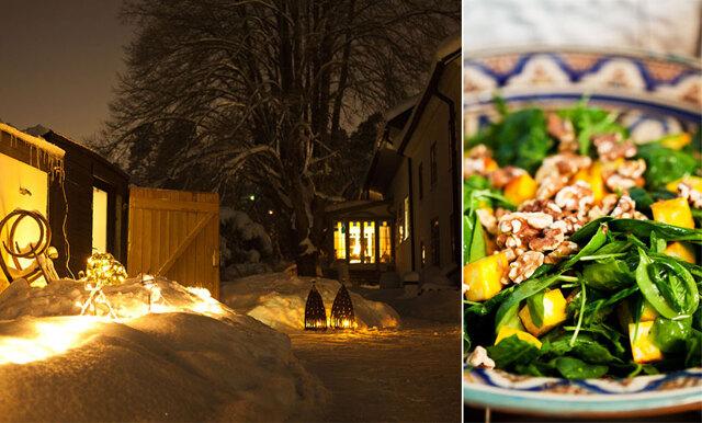 8 bästa julborden i Stockholm för dig som är vegetarian!