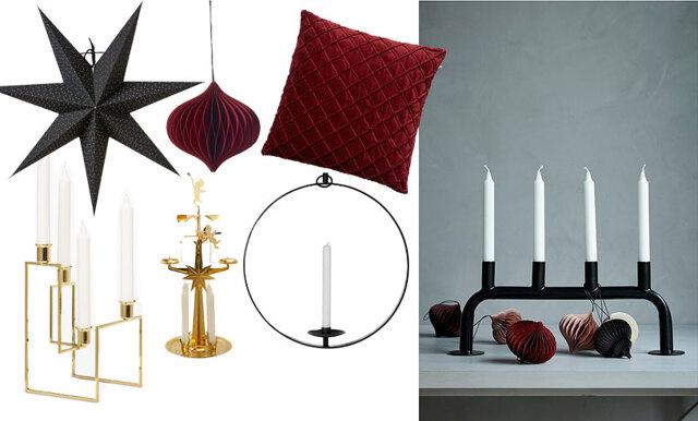 Gör ditt hem redo för advent - 17 köp som fixar mysigaste julen