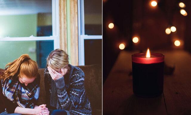 Psykologen: Så här hanterar du sorgen efter att ha förlorat någon