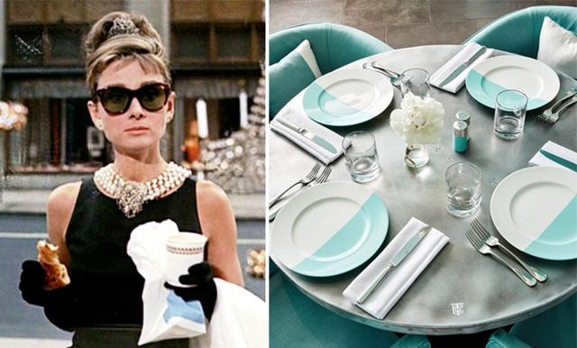 Drömmen blir sann – nu kan du äntligen äta frukost inne på Tiffany's!