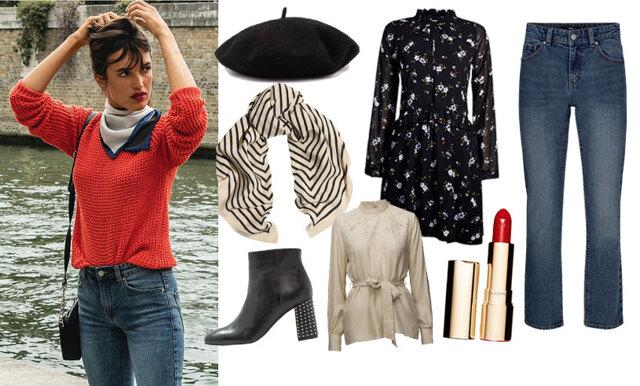 Parisian chic! 25 tips på hur du klär dig som en fransyska i vinter