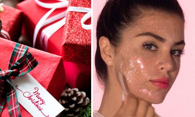 """Den glittrande ansiktsmasken """"Glow Job"""" står högt upp på vår julklappslista"""