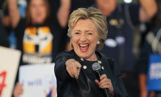 """Läs brevet som Hillary Clinton skrivit till sitt """"jag"""" i tonåren – vi ryser!"""