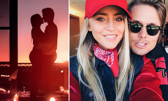 Jon Olsson och Janni Delér har förlovat sig – och vi bara älskar ringen!