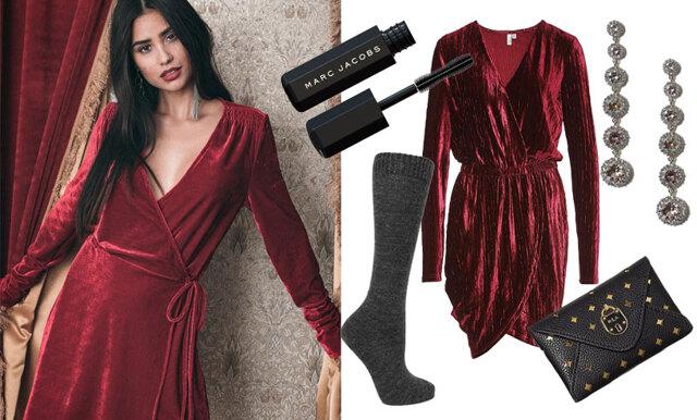Här är plaggen du behöver i jul – inspireras av 3 stilsäkra outfits