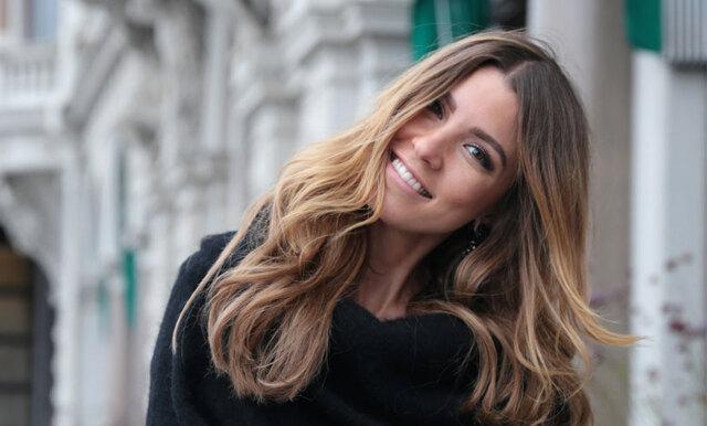 """Linn Herbertsson: """"Ett skratt eller leende från en främling kan göra min dag"""""""