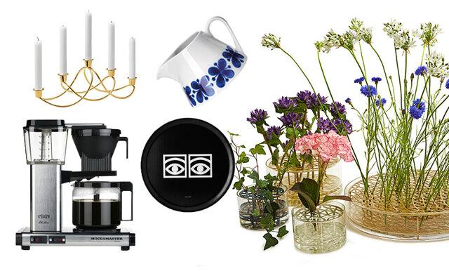 Fynda snygga designklassiker – köksprylar, inredning och porslin vi vill ha nu
