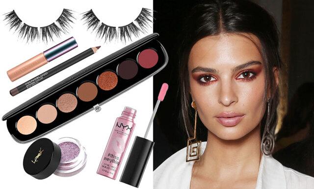 Inspireras av 3 olika makeup-looks som passar för vinterns alla festligheter