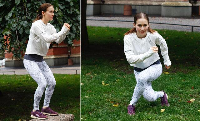 Övningarna som tränar din styrka och kondition – samtidigt!