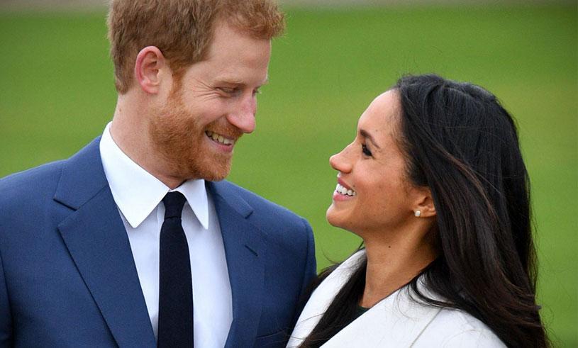 Här är Meghan Markles förlovningsring som Prins Harry har designat (WOW så fin!)