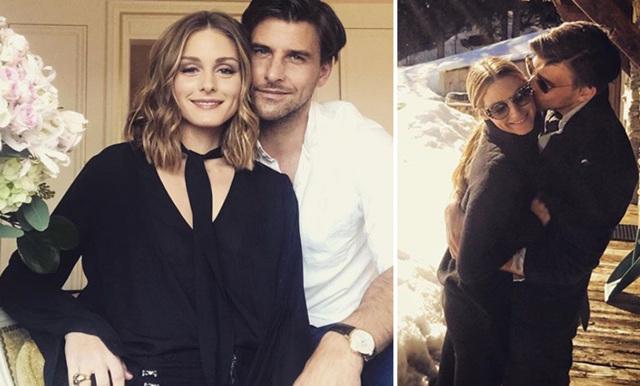 13 anledningar till att Olivia Palermo och Johannes Huebl är vårt ultimata couple goal