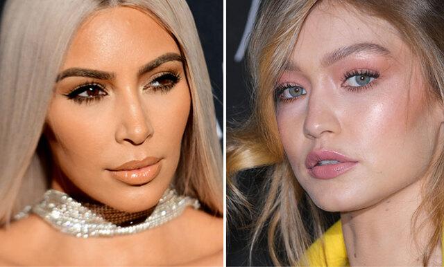 Här är 5 skönhetstrender som makeupartisterna INTE tar med sig till 2018