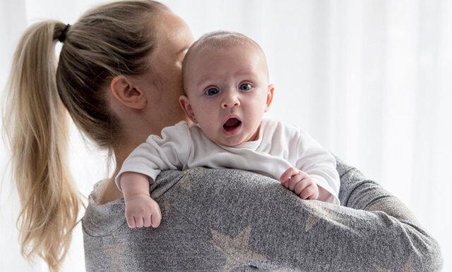 """Tess Montgomery: """"De 3 bästa och de 3 värsta råden jag fått som nybliven mamma"""""""